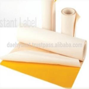 Thermal transfer printable label tape
